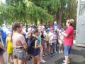 День пожарной безопасности в пришкольном лагере МБОУ СОШ № 11